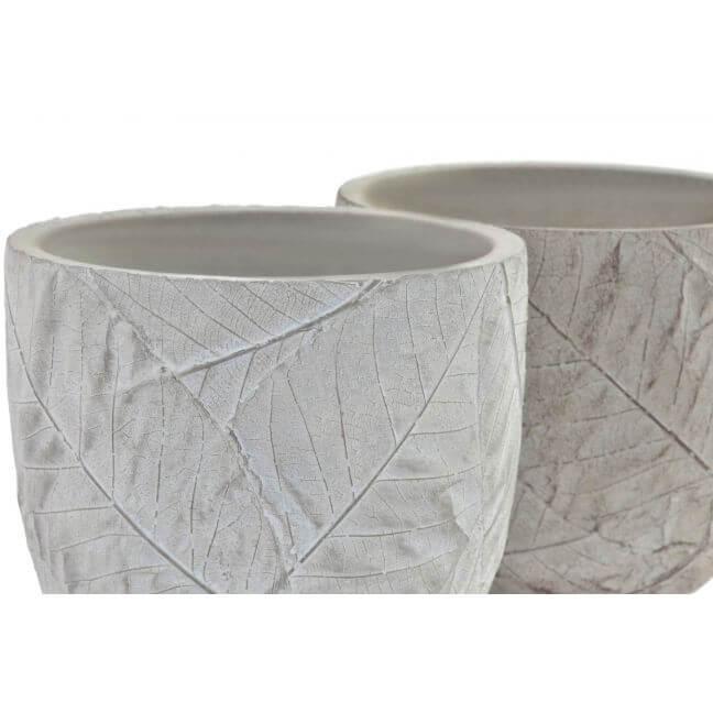 support pot de fleur en ciment. Black Bedroom Furniture Sets. Home Design Ideas