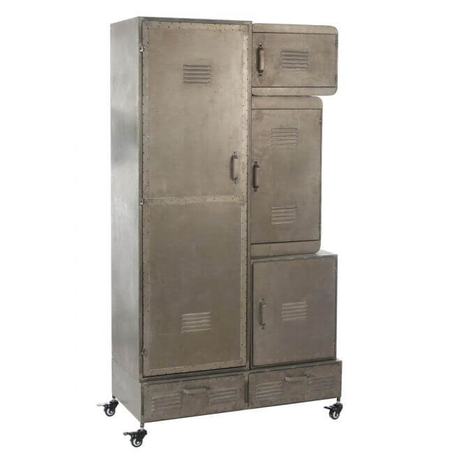 armoire industrielle 4 portes withworth
