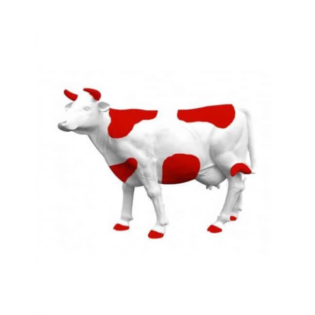 vache en r sine grande taille pas ch re. Black Bedroom Furniture Sets. Home Design Ideas