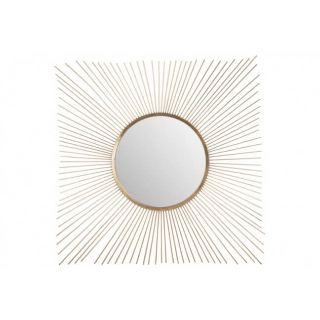 Miroir rayon de soleil