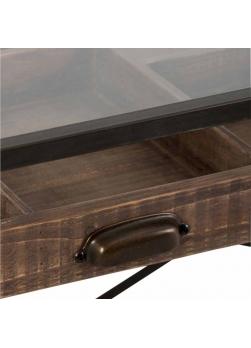 Console d'entrée avec tiroirs