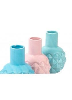 Vase dolomite, petit modèle, 2 couleurs au choix. Style scandinave.