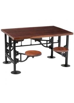 Table industrielle originale