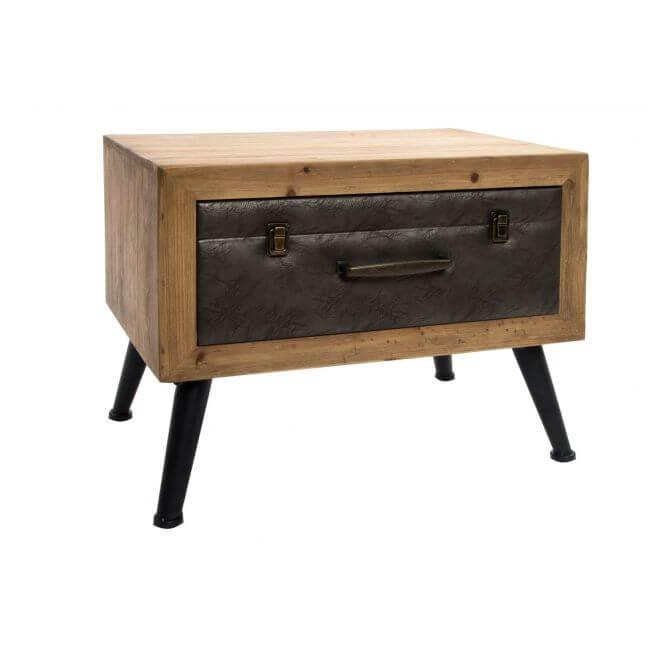 table de nuit chevet. Black Bedroom Furniture Sets. Home Design Ideas