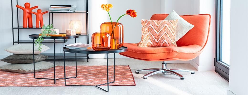 """Ajouter un """"zest"""" de vintage à votre décoration intérieure"""